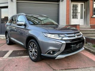 Mitsubishi Outlander 2,0 Mivec Instyle + 4WD AT
