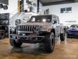 Jeep Gladiator 3.6 Rubicon Naviják LED KMC XD