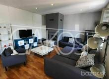 For rent a luxurious and spacious 4-room apartment in the city center