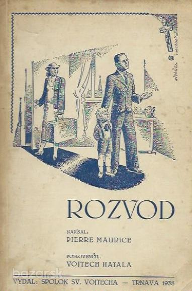 Rozvod - Pierre Maurice
