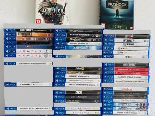 Playstation 4 / PS4 Videohry