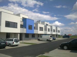 Hviezde bývanie - bytový projekt