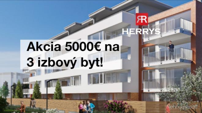 Byty Bystrická 2