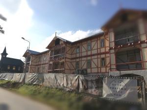 Vila Kollár - apartmánový dom Novostavba Vysoké Tatry
