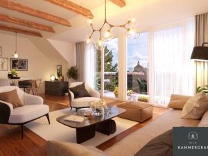 Komfortný 2-izbový byt v super lokalite Banskej Štiavnice