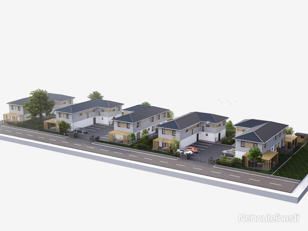 Jedinčné  rodinné domy v Kittsee