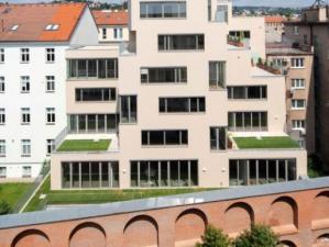Konventná 6 - KANCELÁRIE Novostavba Bratislava I - Staré Mesto