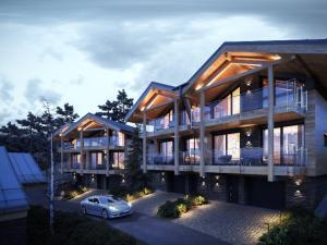 Apartmánový komplex Na Kohútke