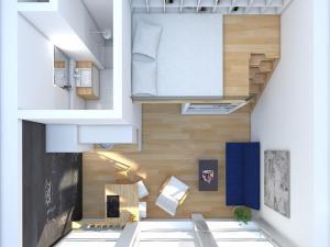 Polyfunkčný bytový dom Stará Vajnorská