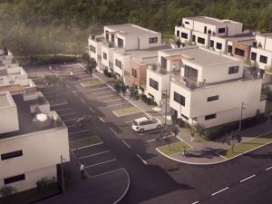 Hviezdne bývanie - nové 2 - 3 izbové byty za dostupné ceny v 32 bytových domov, obec Hviezdoslavov Novostavba Hviezdoslavov