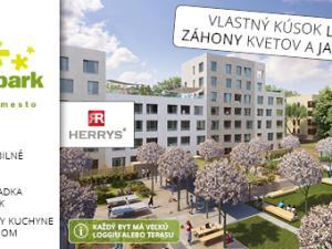 HájPark - II  - VYPREDANÉ Novostavba Bratislava V - Petržalka