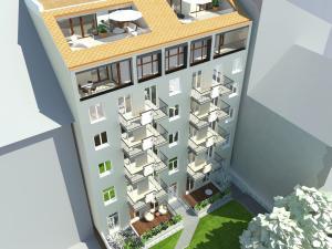 Bývanie Palisády Novostavba Bratislava I - Staré Mesto