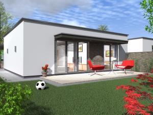 Novostavby rodinných domov MODERN Novostavba Opoj