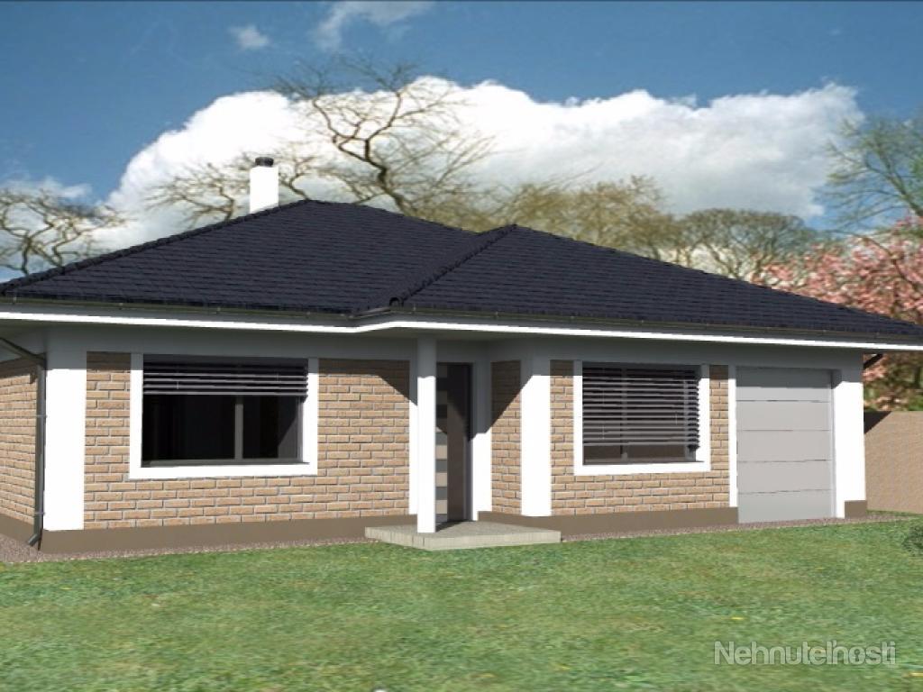 Novostavby rodinných domov PLUTO