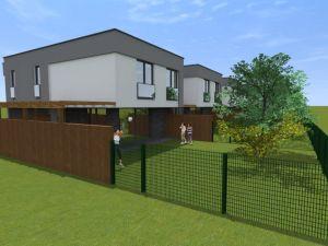 Novostavby rodinných domov ALPHA