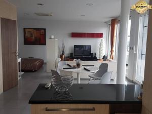 PRENÁJOM - Luxusný apartmán v centre mesta - Nitra