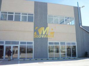 Hala na prenájom  nová budova vhodná na obchod, služby, výrobu a sklad