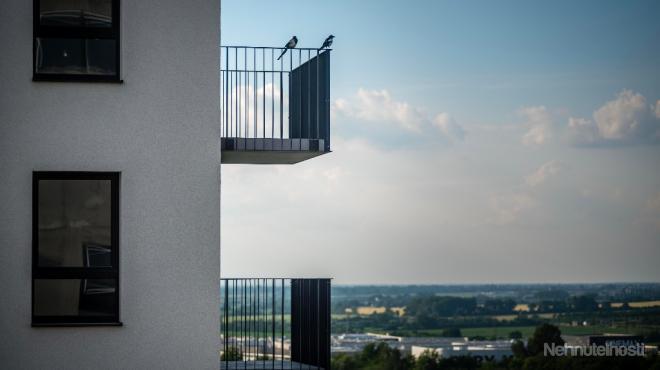 4 izbový byt A73 v Dúbravách  - budova A