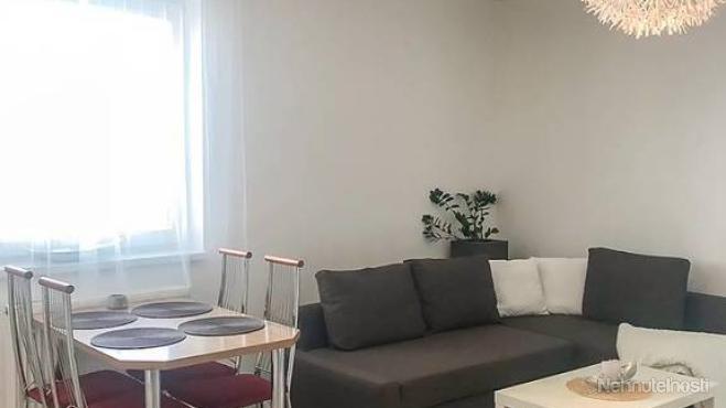 NOVOSTAVBA: Pekný zariadený 1-izb. byt, Stupava, Cementárenská ul.