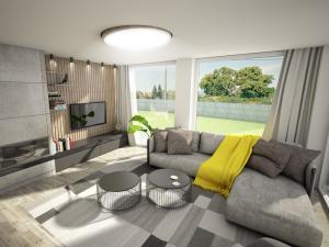 Nový 5-izbový rodinný dom v peknom prostredí v Šenkviciach