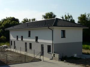 4-izbový rodinný dom, novostavba, úžitková plocha 105.93 m2, pozemok 187.83 m2