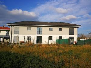 4-izbový rodinný dom, novostavba, úžitková plocha 105.93 m2, pozemok 219.17 m2