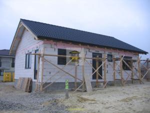 OLYMP - Novostavba samostatného 4i. bungalovu v Marianke