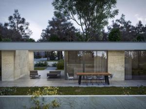 Jedinečný projekt rodinného domu s garážou