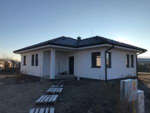 Akcia, 4 izb. bungalov - krásna nová ulica v Moste pri Bratislave