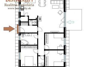 Rodinný dom na predaj NOVOSTAVBA, podlahové kúrenie tepelné čerpadlo Bernolákovo www.bestreality.sk