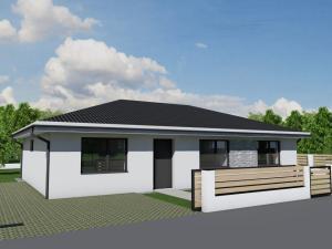 púpava development - 5 izbový rodinný dom - novostavba s pozemkom - PROJEKT ŠTVORLÍSTKY