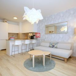 HERRYS - Na prenájom 1 izbový klimatizovaný byt s balkónom v novostavbe Stein s parkingom