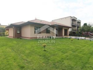 Predaj, Rodinný dom, Novostavba, Bungalov, Michalovce, 655m²
