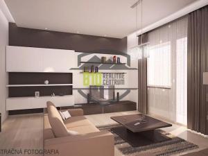 Moderný 1 izbový byt s balkónom v novostavbe- Čermáň