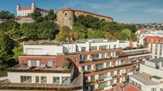 Rezidencia Hradný Vrch - štvorizbový byt 4-C2