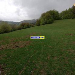 Pozemok obec Lysica okres Žilina vhodný pre výstavbu chát