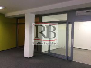 Obchodné priestory, Dvojkrížna, Bratislava II, 126m2