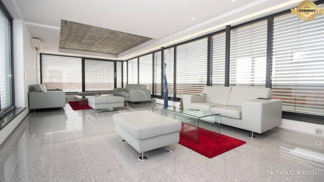 Luxusný 4i byt na prenájom v Bratislave