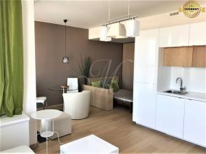 Zariadený 1i apartmán v Panorama city na prenájom