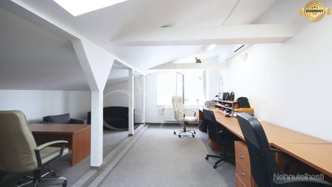 Lukratívne kancelárske priestory v Ružinove - 200,86 m2 na prenájom