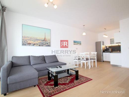 HERRYS - Na prenájom 2 izbový byt s garážou v Panorama City - obrázok