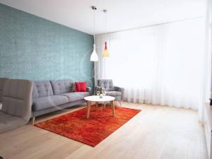 Exkluzívny 2i byt s priamym výhľadom na Dunaj a promenádu
