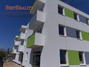 2 izbový byt na predaj NOVOSTAVBA, 65 m2, 2x parkovanie, Ivanka pri Dunaji, Centrum, www.bestreality