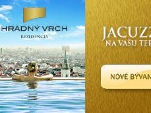 Rezidencia Hradný vrch Novostavba Bratislava I - Staré Mesto