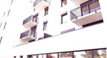 Úplne nový priestranný  1-izbový byt s terasou (pre tri byty) v novostavbe pri  Račianskom mýte.