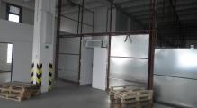 Skladový priestor 145 m2 na prenájom.