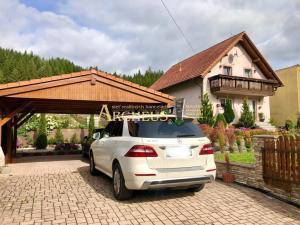Zariadený 4i rodinný dom s krásnou záhradou, Rudina (Kysucké Nové Mesto)