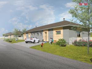 Prodej, rodinný dům 3+kk, 70 m², Kladno, ul. Na Hoblíku