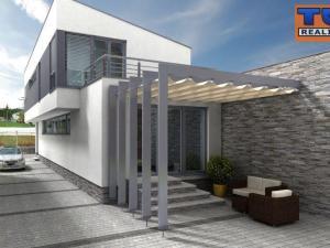 Na predaj dvojpodlažná 4-izbová novostavba rodinného domu Žilina - Lietavská lúčka, 70m2.