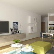 3i byt s výhľadom Zelené Vlčince /C.204